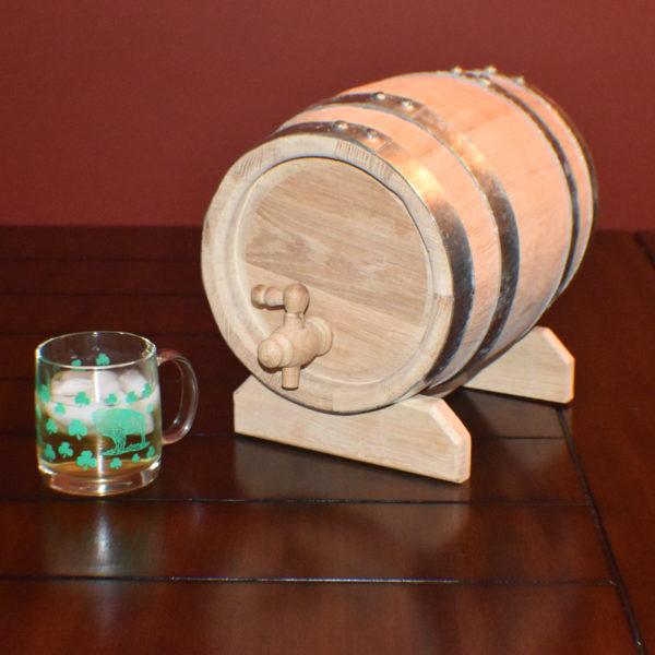 barrel to liter
