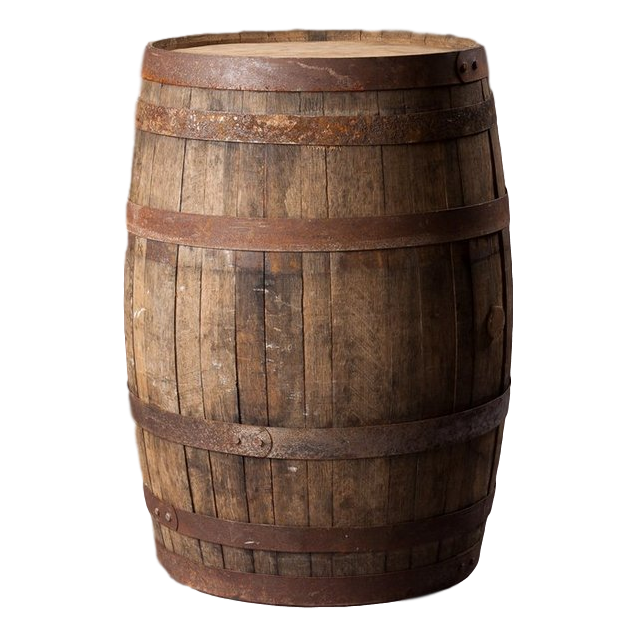 53 Gallon Whiskey Barrel Buffalo Barrel Company